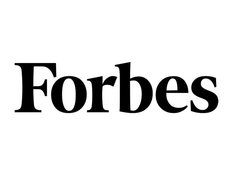 As featured on Forbes
